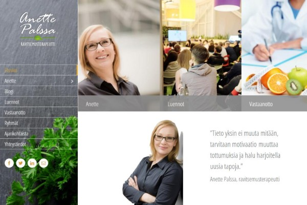 AnettePalssa.fi