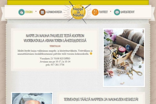 KuopionNappiJaNauha.fi