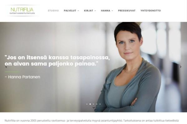 Nutrifilia.fi